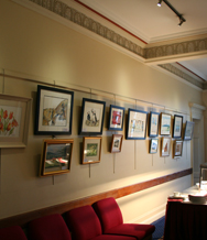Higgin Gallery at Malone House
